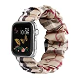 Compatible for Scrunchie Apple Watch Band 38mm 42mm...