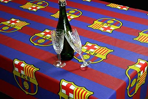 Montse Interiors, S.L. FCB Mantel Antimanchas FC Barcelona (140x250cm)