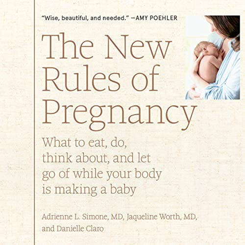 The New Rules of Pregnancy cover art