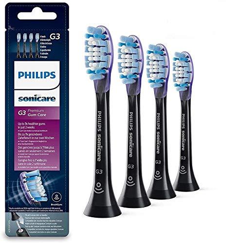 Philips HX9054/33 cepillo de cabello 4 pieza(s) Negro - Cabezal (4 pieza(s), Negro)