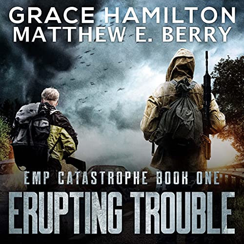 Erupting Trouble cover art