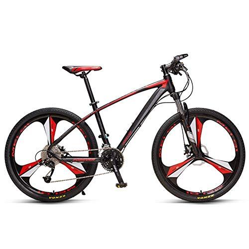 MJY Vélos de montagne pour hommes, vélo de montagne 33 vitesses pour femmes adultes, VTT...