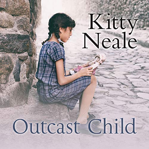 Outcast Child audiobook cover art