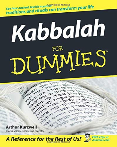 Kabbalah For Dummies (For Dummies Series)
