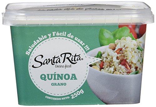 Santa Rita Quinoa Integral Grano - 6 Paquetes de 250 gr - Total: 1500 gr