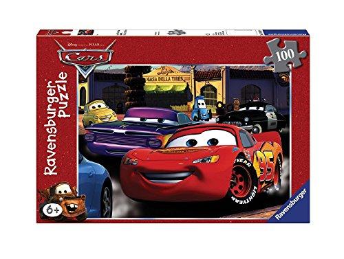 Ravensburger Walt Disney Pixar Cars - Los geht's mit quietschenden Reifen - (100 XXL Teile)