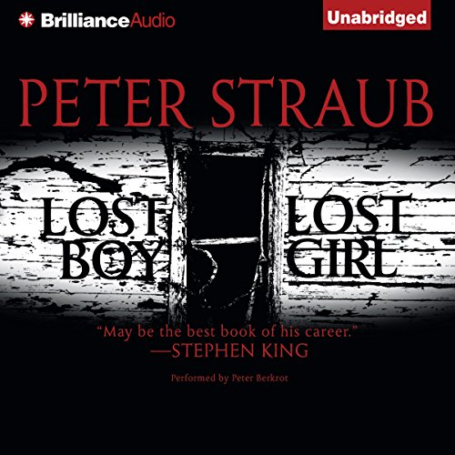 Lost Boy, Lost Girl audiobook cover art