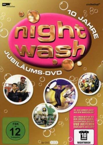Nightwash - 10 Jahre Jubiläums-DVD