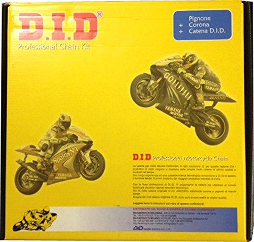 Kit DID Professional Kawasaki ER-6N 2006-2012, Kawasaki ER-6F 2006-2012