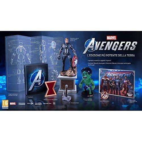 Marvel's Avengers - L'Edizione Più Potente Della Terra - Collector's - PlayStation 4