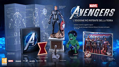Marvels Avengers (Edición