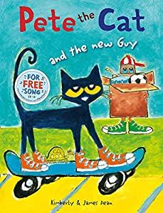 PETE THE CAT & THE NEW GUY PB