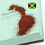 100% Café de las Montañas Azules de Jamaica - Café tostado y molido - ¡Uno de los mejores cafés del mundo, recién tostado y molido para usted!