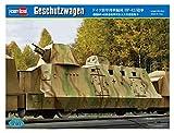 Hobby Boss 382923 1/72 Geschützwagen Modellbausatz, verschieden -