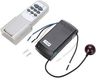 Ventilador Mando a Distancia Digital Hogar Control Universal Ventilador de Techo Luz 220/240V Interruptor Distribución Inalámbrico Lámpara Receptor