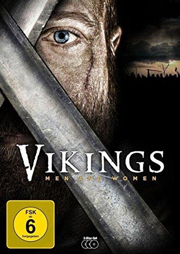 Vikings-Men and Women! [3 DVDs]