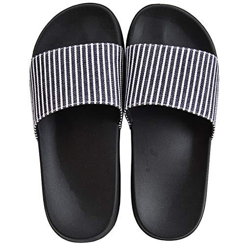 Zapatillas para Ducha Verano Zapatillas antideslizantes Sandalias Baño Ducha Zapatos Interior y exterior Hombres y mujeres Parejas Sandalias informales Zapatos de playa Ropa suave y cómoda (4 colores)