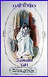 Juvenilia – Volume I - Jane Austen [ Vintage classics Edition](Illustrated) (English Edition)