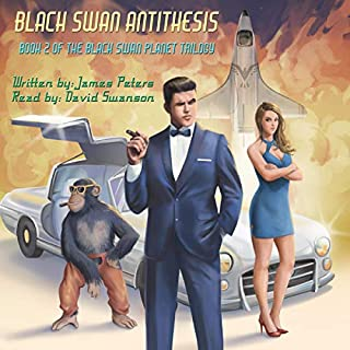 Black Swan Antithesis audiobook cover art