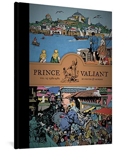 Prince Valiant Vol. 23: 1981-1982: 0