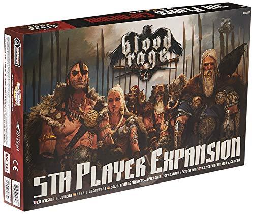 CMON Global Ltd. Blood Rage - 5. Spieler Erweiterung