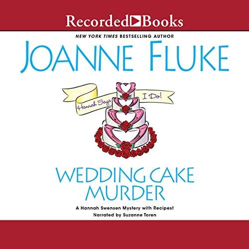 Wedding Cake Murder cover art