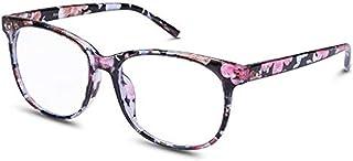 Bokewy Anti Blue Light Glasses Women & Men Eyeglasses Frame Blue Ray Filter Gaming Glasses
