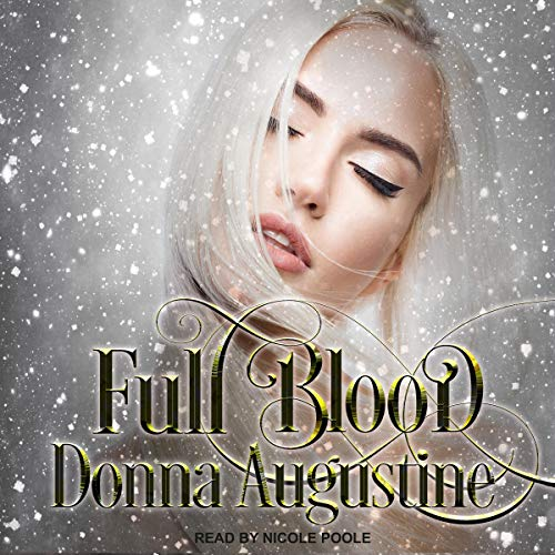 Full Blood audiobook cover art