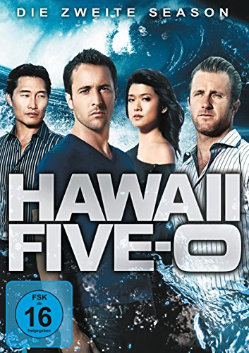 Hawaii Five-0 - Die zweite Season [6 DVDs]