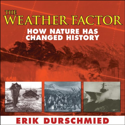 The Weather Factor audiobook cover art