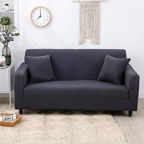 WXQY Bedruckte elastische Sofabezug, Sofabezug, elastische All-Inclusive-Sofabezug, verwendet für Ecksofa-Schutzbezug A1 2-Sitzer