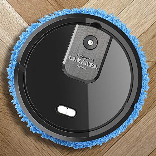 Robots aspiradores Nuevo Robot De Barrido Inteligente, Espray Humidificador USB, Aspiradora Seca...