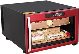 Cave à cigares Bureau Petite Armoire à cigares Contrôle de la température Cigare Intelligent Boîte à cigares électronique ...