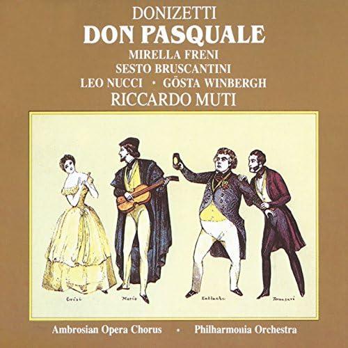 Riccardo Muti/Sesto Bruscantini/Mirella Freni/Gösta Winbergh/Leo Nucci/Guido Fabbris/Ambrosian Opera Chorus/Philharmonia Orchestra