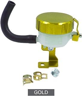 Piezas del Motor Depósito de Freno Delantero Universal Botella de líquido Embrague Maestro Cilindro de la