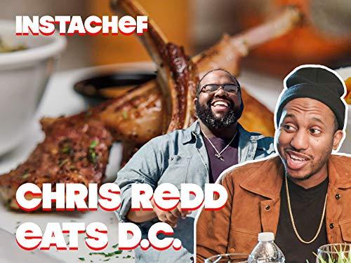 SNL's Chris Redd Hits Up Washington, D.C.'s Underground Food Scene