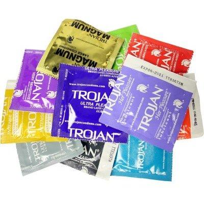 Trojan Variety Pack: 12-Pack of Condoms