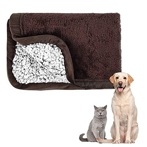 GutView - copertina divano per cani, Copertine per cani, impermeabili, per animali da compagnia, protezione divano anti-pipi, liquido reversibile, morbido, di lusso, lavabile