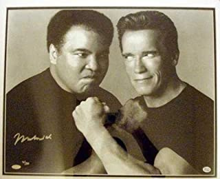 muhammad ali autographed photo value