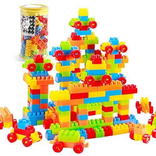 Baby Blocks Shape Sorter Toys, puzzle interactif parent-enfant orthographe insérer des particules, blocs de construction exercer la capacité de construire des jouets, Kids Game Educational Play Toy