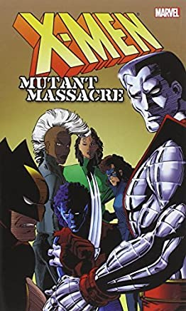 X-Men: Mutant Massacre by Chris Claremont (2013-02-12)