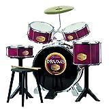 REIG PJMasks Batería Musical Completa, 71.6 x 51.3 x 29.5 (REIG726)