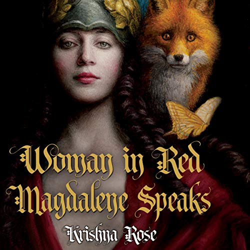 Woman in Red: Magdalene Speaks cover art