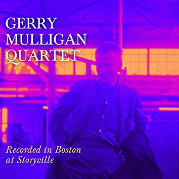 Recorded in Boston at Storyville