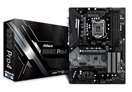 ASRock 90-MXB6V0-A0UAYZ Sockel 1151-v2 Mainboard schwarz