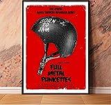 zhangdiandian Poster Full Metal Jacket War Filmplakate Und