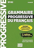Grammaire progressive du français. Niveau avancé - 3ème édition. Schuelerarbeitsheft + Audio-CD + Web-App