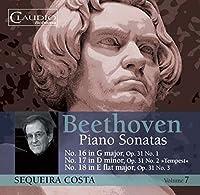 Beethoven: Piano Sonatas Vol 7