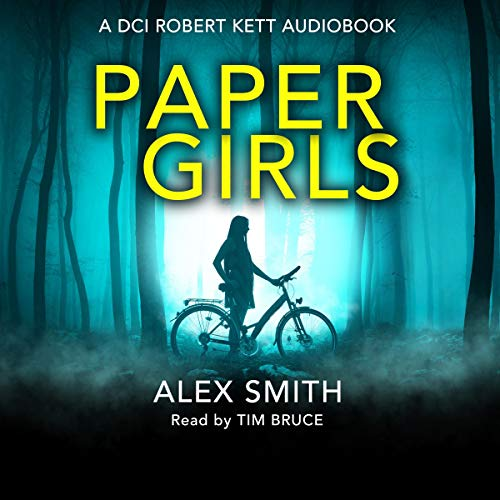 Paper Girls cover art