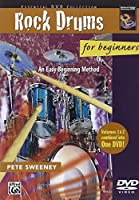 Rock Drums for Beginners [DVD]